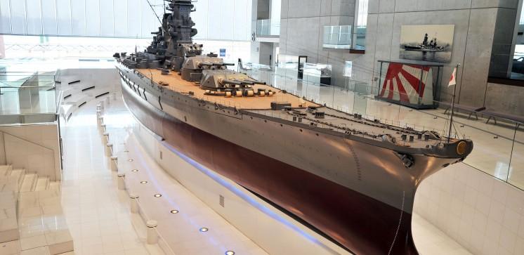 戦艦「大和」(右舷01)