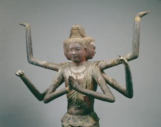 105_13興福寺・阿修羅像1